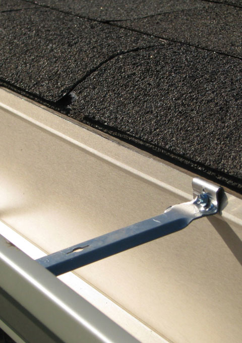 Residential Guttering Solution