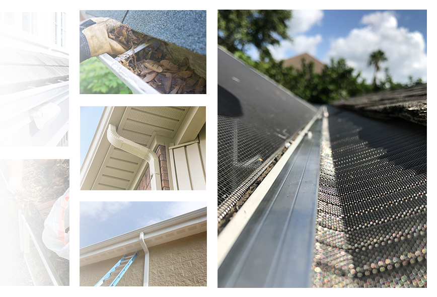 Gutters servicing Sarasota, FL