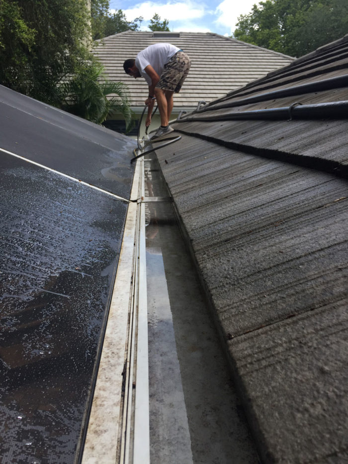 Local Gutter Cleaning Company
