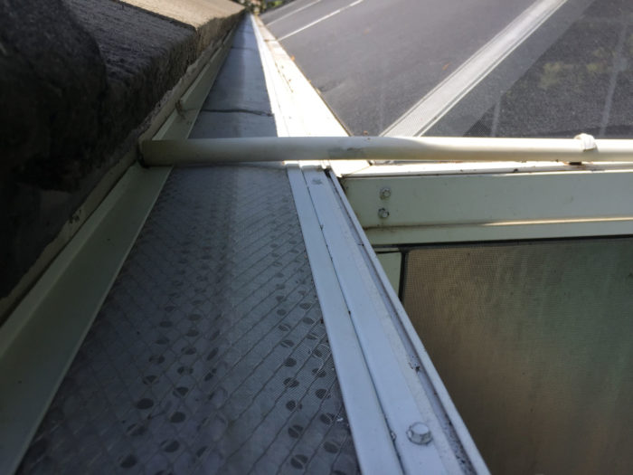 Seamless Gutters Cleaning