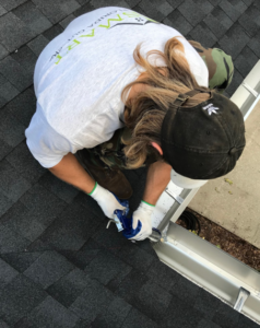 Gutter cleaning services done in New Port Richey FL
