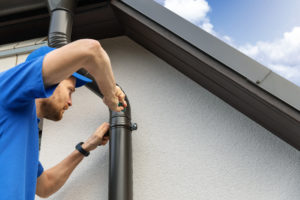 Gutter replacement services in Tarpon Springs, Florida